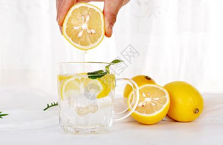 新鲜柠檬图片