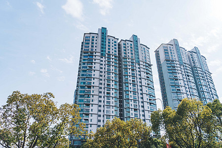 现代建筑公寓住宅图片