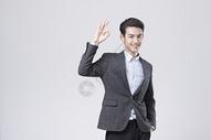 商务职业男性图片