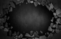 黑色创意背景500845219图片