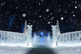 冰之教堂图片