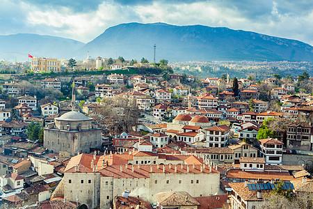 土耳其番红花城图片