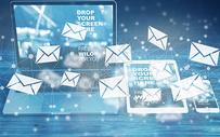 现代商务通讯科技图片