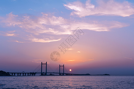 东海大桥图片