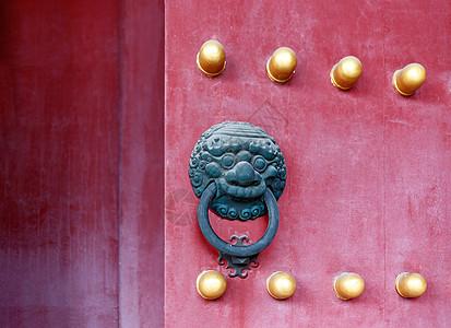 莲花山上的千年古刹寺庙图片