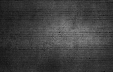 黑色砖面纹理背景图片