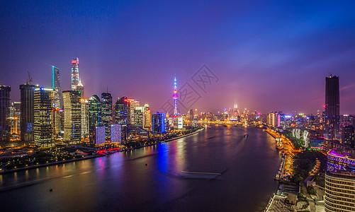上海北外滩夜景风光图片