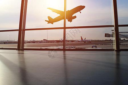 航空科技背景图片