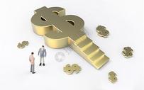 商务金融背景图片