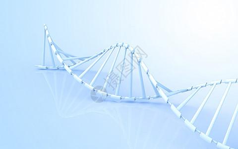 DNA基因链条图片