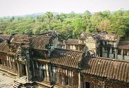 柬埔寨暹粒吴哥窟图片