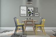 室内餐桌场景图片