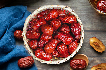 新疆和田红枣可抠图图片