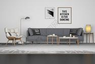 沙发单椅组合图片