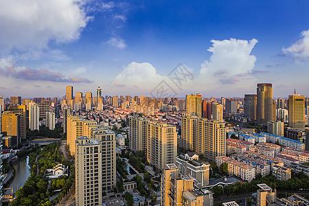 城市风光图片