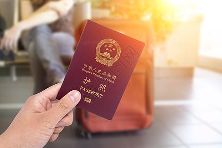 出国免签图片