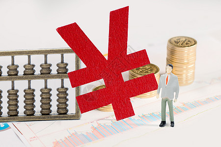 人民币投资理财图片