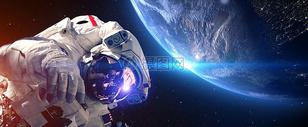 航天背景图片