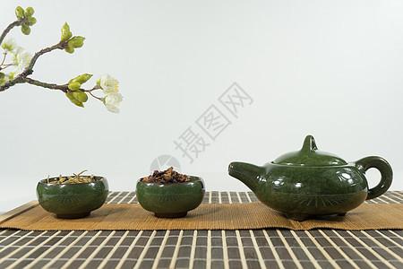 茶道茶具图片