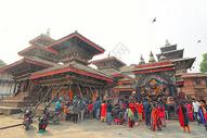 尼泊尔杜巴广场图片