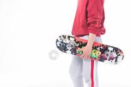 男性滑板运动图片