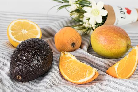 小清新水果图片图片