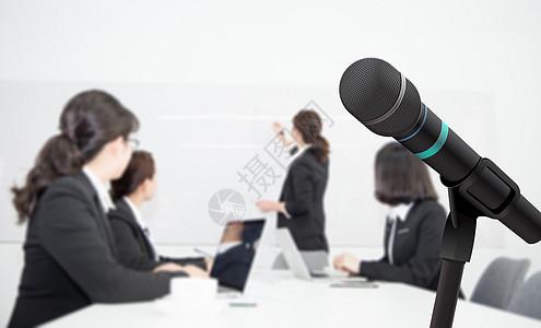 企业演讲图片
