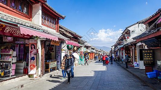 云南大理古城图片