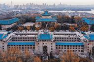 武汉大学老建筑群图片