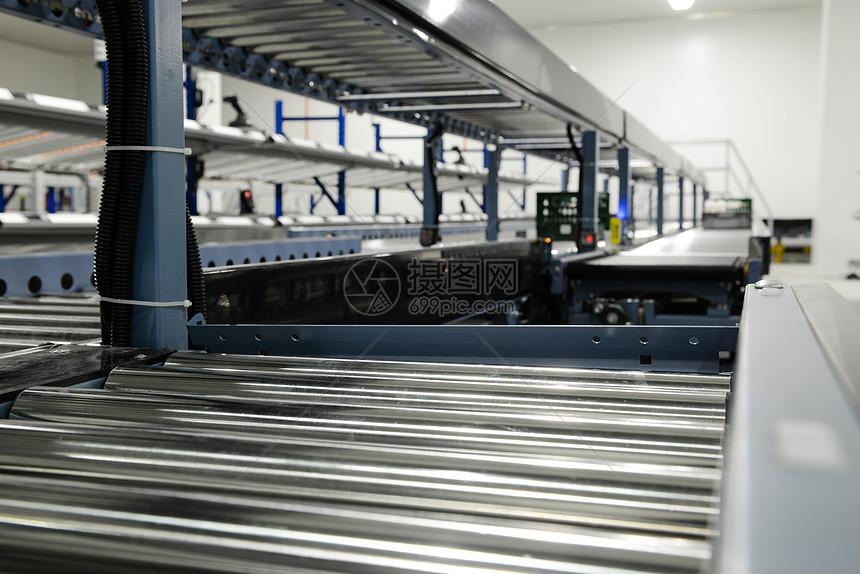 工厂自动化分敛线图片