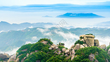 福建霞浦太姥山风光图片