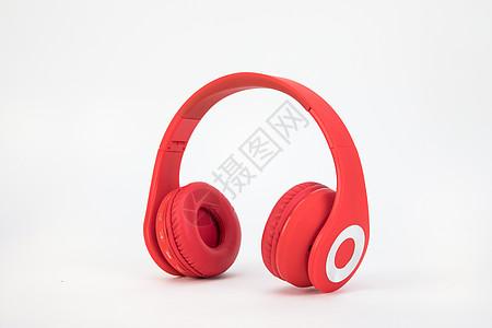 头戴式无线耳机图片