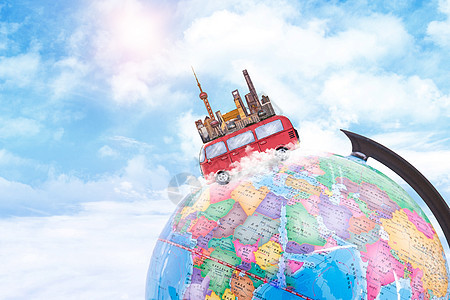 环球旅行图片