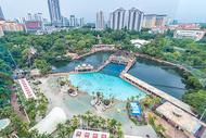 马来西亚水上乐园图片