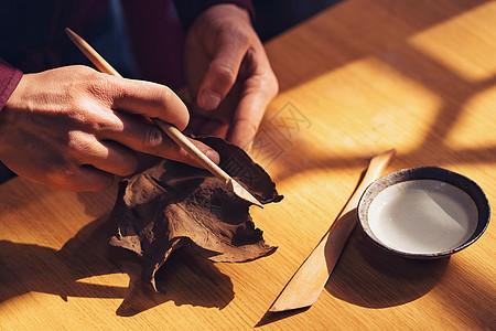 匠心天津民俗传统文化泥人张制作图片