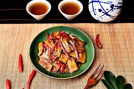 麻辣豆腐干图片