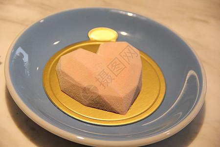 甜品蛋糕碟子图片