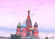莫斯科圣瓦西里升天教堂图片