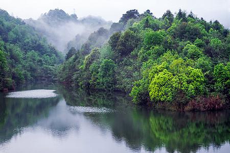 田园山水图片