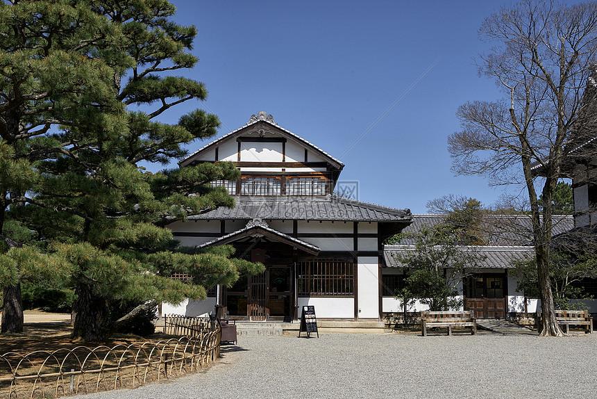 京都日式建筑图片