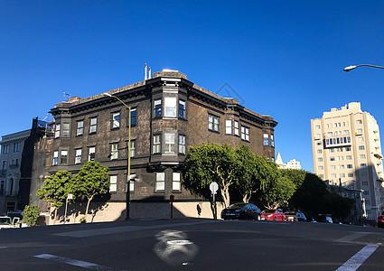 旧金山街景图片