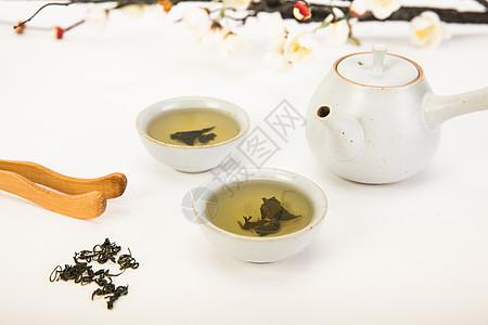 茶叶绿茶图片