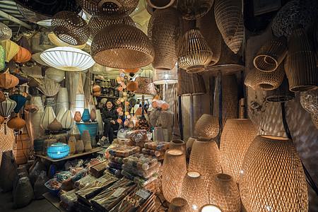 越南卖杰罩的小店图片
