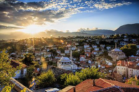 土耳其番红花城风光图片