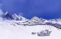 丽江玉龙雪山冰川公园图片