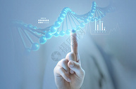 未来医学科技素材图片