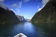 新西兰米佛峡湾图片