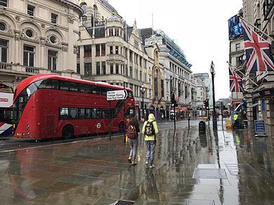 伦敦街景图片
