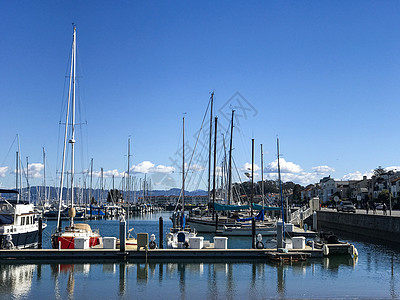 旧金山太平洋图片