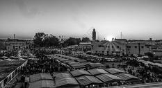 马拉喀什德吉玛广场图片